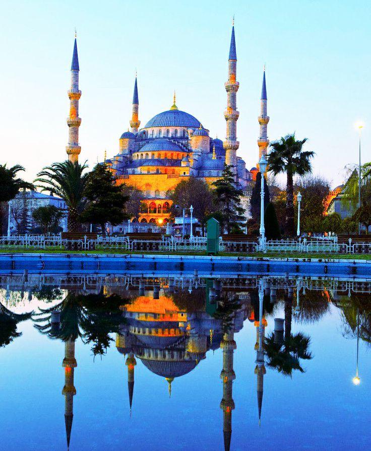 Blue mosque istanbul turkey la dolce vita pinterest for Blue istanbul hotel taksim