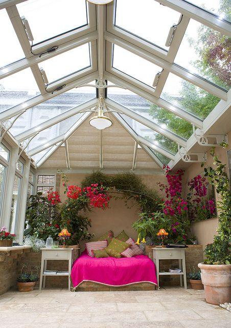 Conservatory bedroom conservatory interior design for Conservatory interior designs