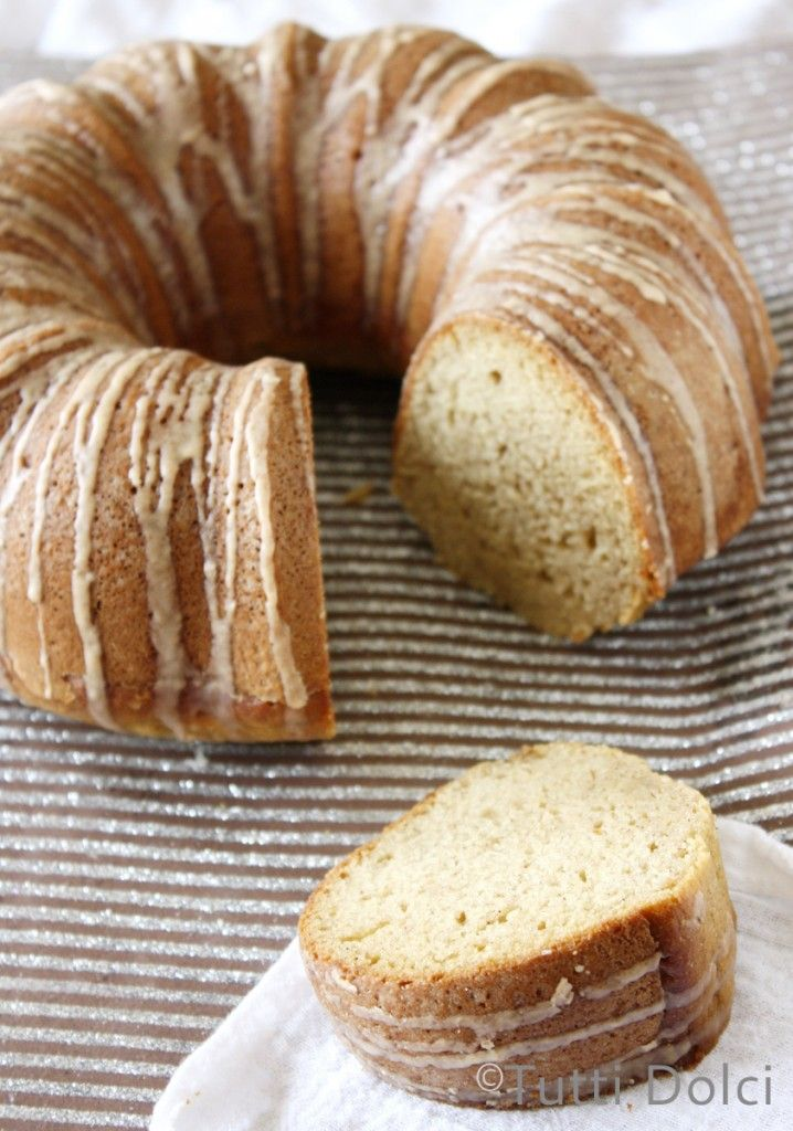 Spiced Bundt Cake With Whiskey-Coffee Glaze Recipes — Dishmaps