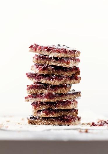 cranberry bars | Oishii | Pinterest
