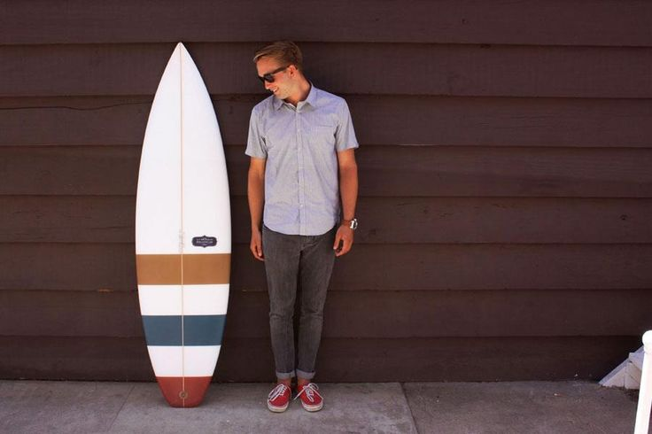 Surf clothing stores