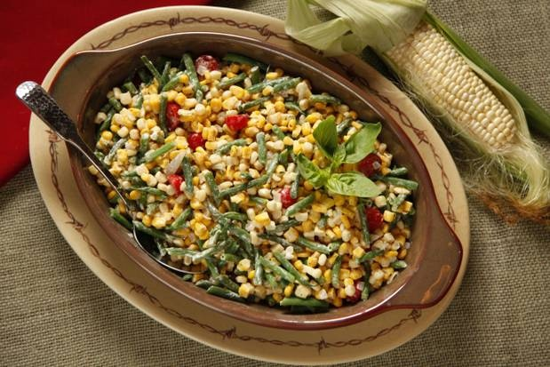 Make the best of the season with Early Fall Succotash | Dallas Morning ...