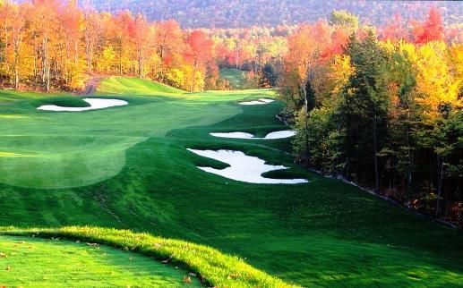 golf courses pictures