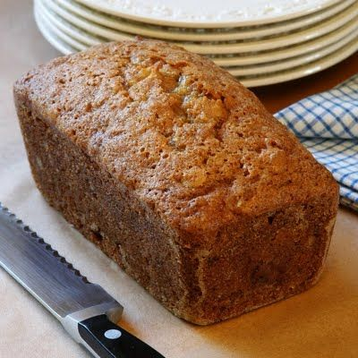 pineapple zucchini bread-sounds like a good fall treat to me!