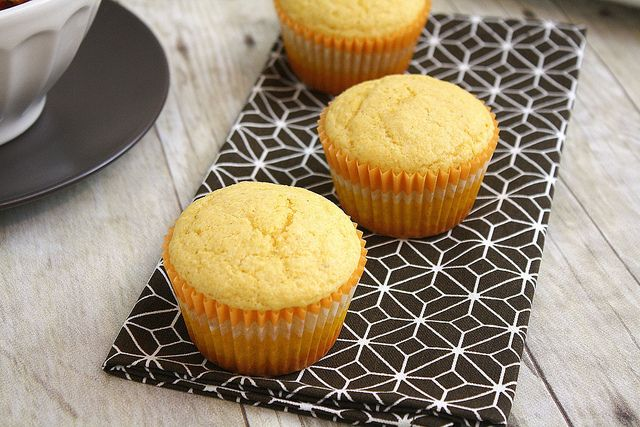 Corniest Corn Muffins | Baking | Pinterest
