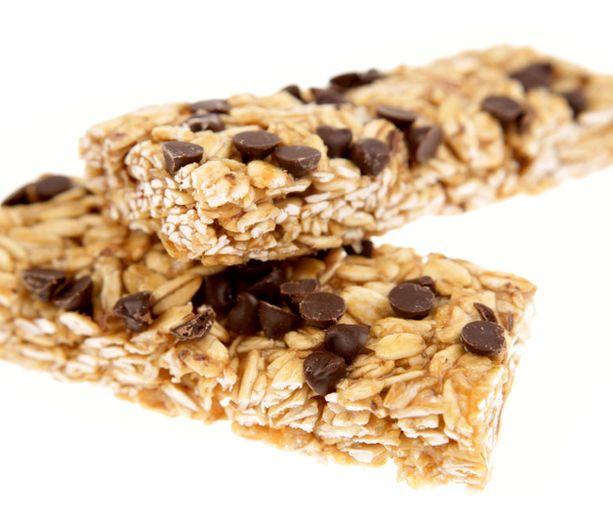 Chewy Granola Bars | Diabetic | Pinterest