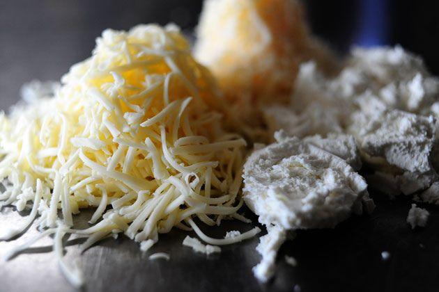 Pasta Ai Quattro Formaggi Recipe — Dishmaps