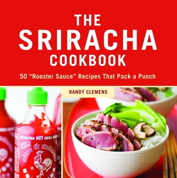 Cookbook sounds interesting. Recipe for Sriracha Spam fried rice ...