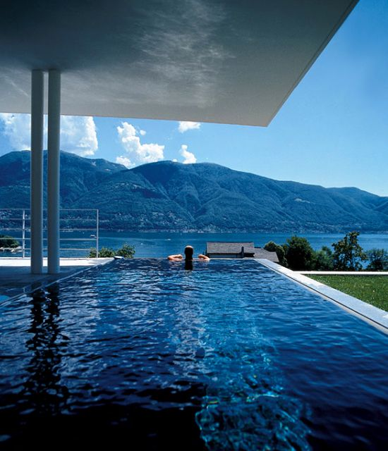Ooooooh...Cubic Villa, Lake Migliore, Italy