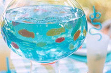 Fish Bowl Gelatin