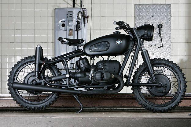 I love this bike.  The flat black is soooo cool.