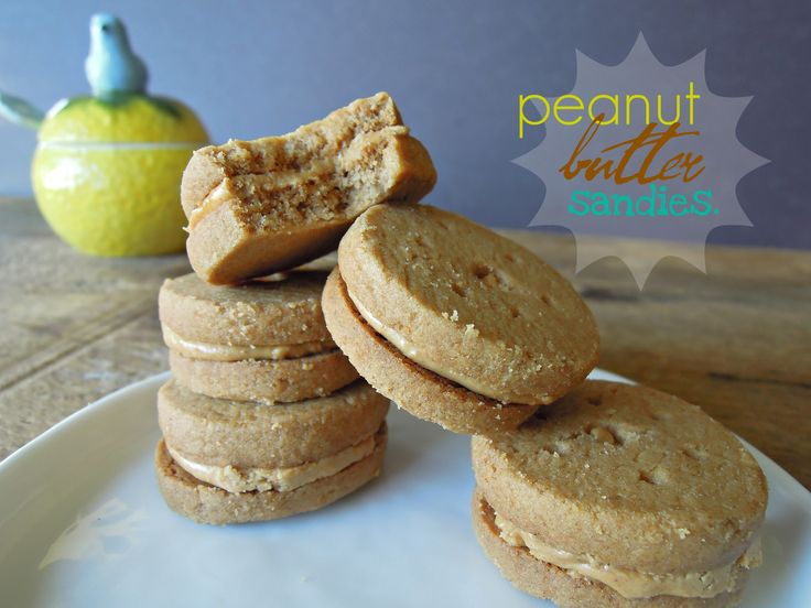 ... cookie recipe (think of do-si-do girl scout cookies!) #forkandbeans