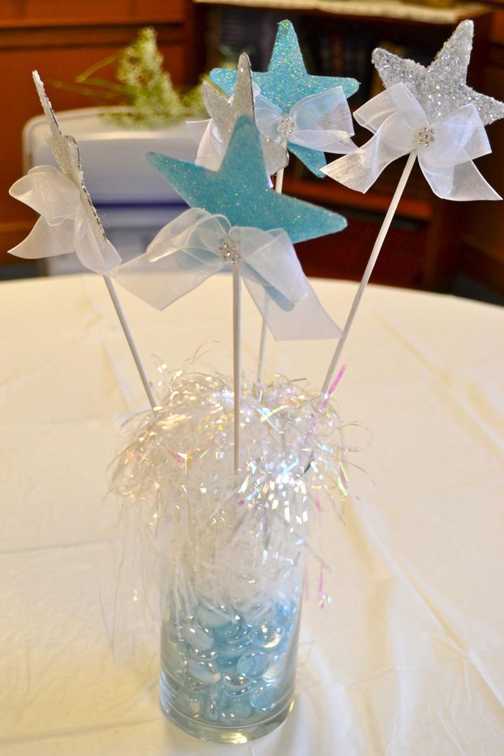 Little star centerpieces prom ideas pinterest