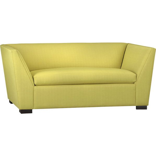 Interior: Small in footprint, big on style. JuliusTwin Sleeper Sofa ...
