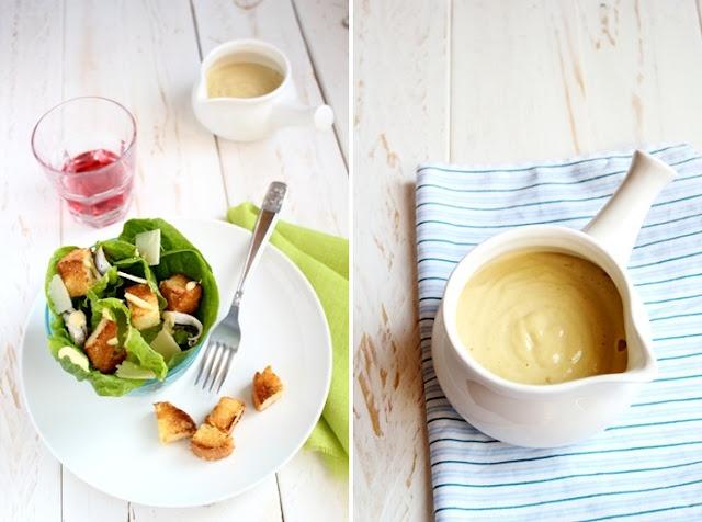 My Caesar salad ;) | My blog: Oggi pane e salame, domani... | Pintere ...