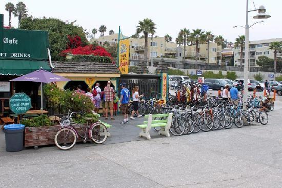 Bicycle Bicycle Rental Santa Monica
