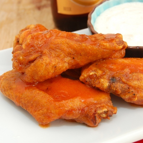 Buffalo Wings. This as close to the original (Anchor Bar) that I have ...