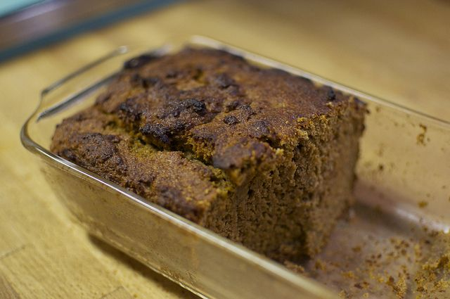 spiced applesauce bread | to eat perchance to drink: green | Pinterest