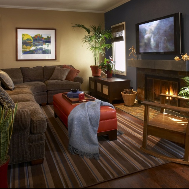 Awesome Family Room For The Home Pinterest