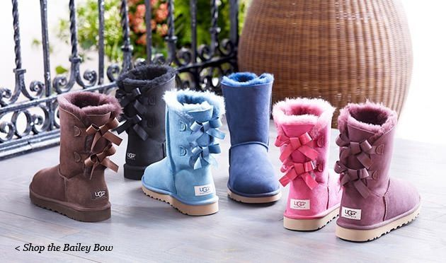 ugg boots all colours; list of all ugg colors