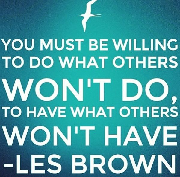 motivational quotes from les brown quotesgram