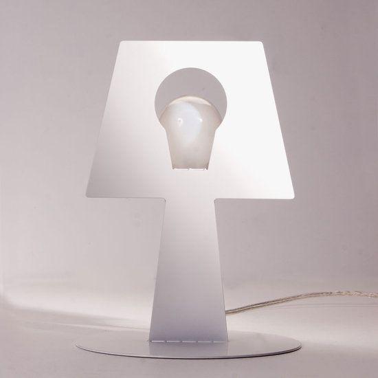 Lampe+design+blanche+-+Bendino  Chambre enfants  Pinterest