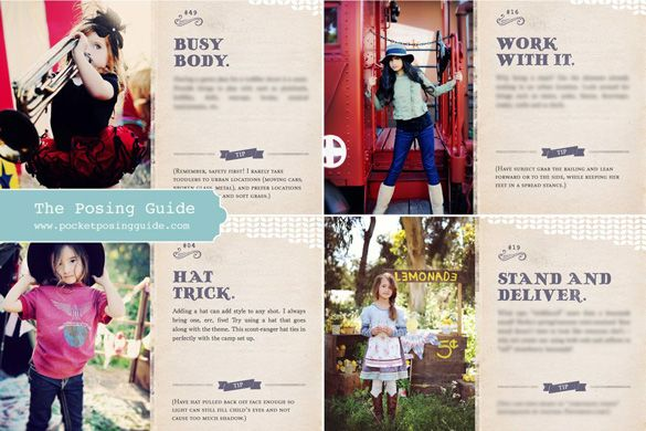 The posing guide for children photography pinterest