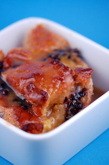 Orange-Chocolate Chip Bread Pudding | Sweet Breads | Pinterest