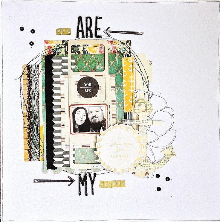 You Are My Anchor - Scrapbook.com