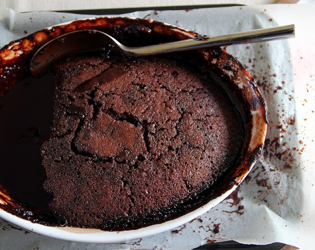 Chocolate Pudding Cake | Tried and Tested Recipes | Pinterest
