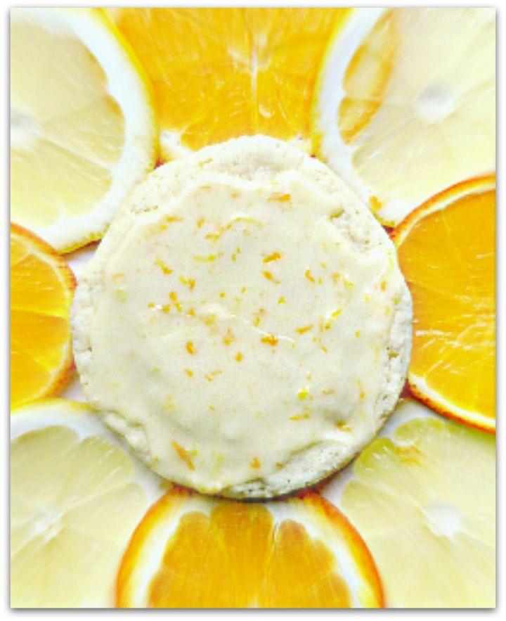Glazed citrus doodles