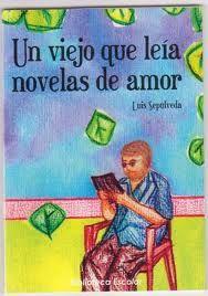 libro el viejo que leia poemas de amor: