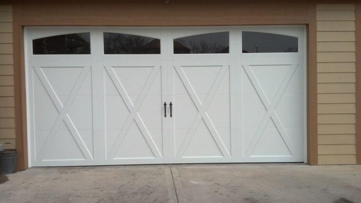 Clopay Coachman Collection Steel Insulated Garage Door