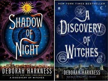 All Souls Trilogy by Deborah Harkness
