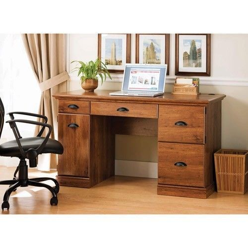 Computer Desk Desktop Laptop Table Dorm Home Office Furniture Wood PC
