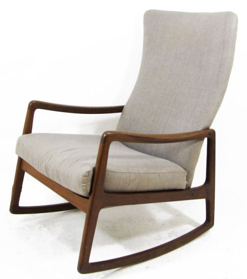 Danish Modern Rocking Chair More Design http://sdsgfj.com/danish ...