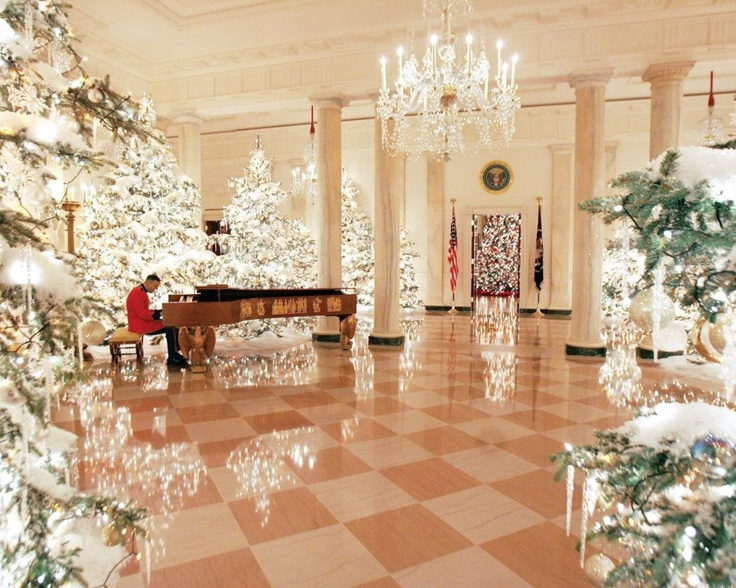 Grand Foyer White House : Grand foyer white house christmas an insider s view