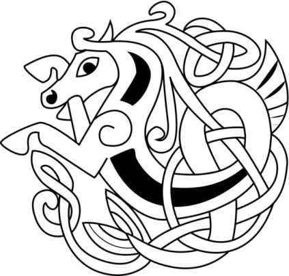 Celtic animal symbols and meanings - photo#21