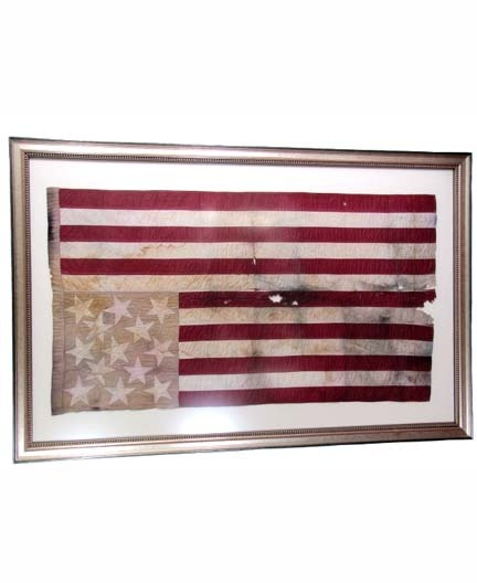 1800 american flag