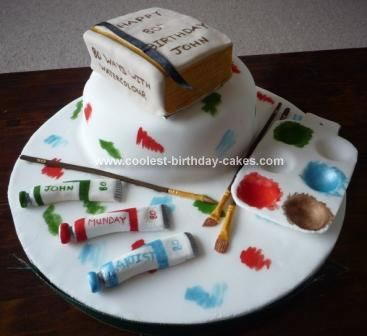 father day cakes ideas
