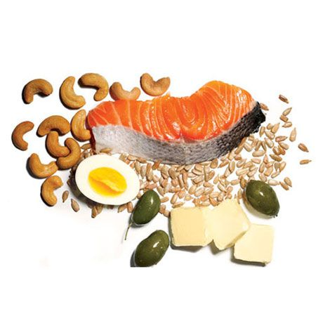 Not all fat is bad. A guide to the amounts (and types) of fat you should eat each day.
