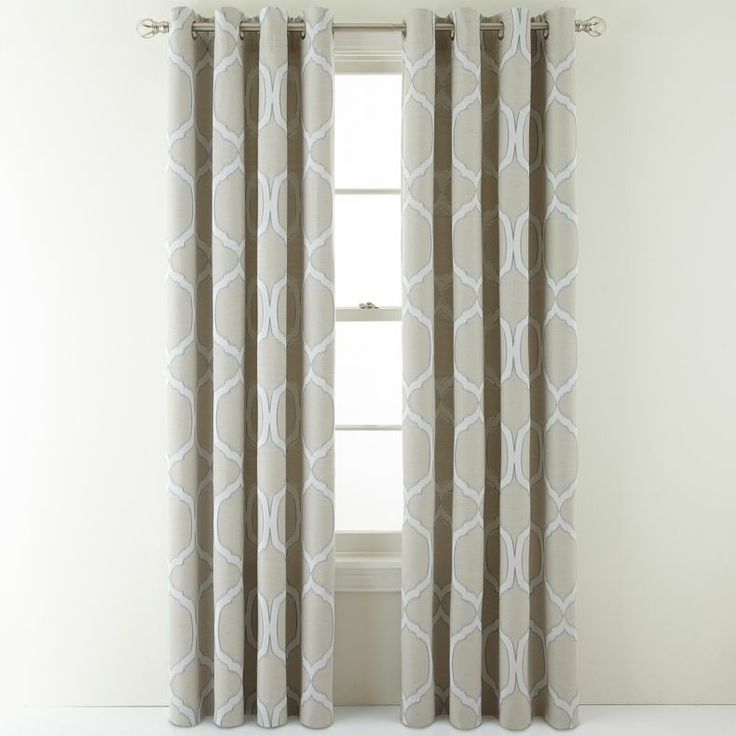 Jcpenney Lisette Curtains Popular Jcpenney Curtains For