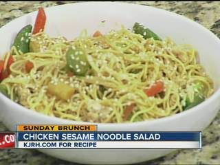 Noodle Salads