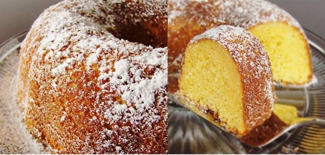 Lulus Sweet Secrets: Gluten Free Cornmeal Cake - Bolo de Fubá sem ...