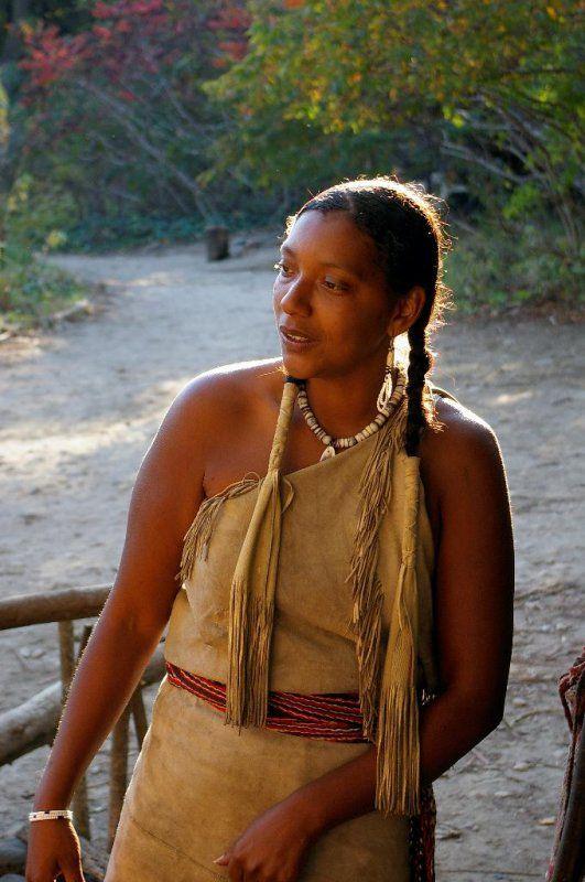 Native american men dating black women
