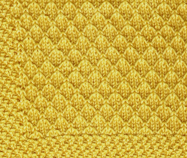 Knit Honeycomb Pattern : Heatherbees Honeycomb Pattern Knitting and crafts Pinterest