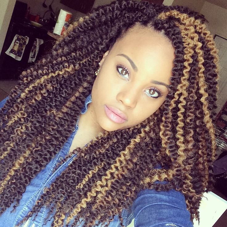 Crochet Braids Twist Out Styles : ... braids on Pinterest Crochet braids, Crochet braids hairstyles and