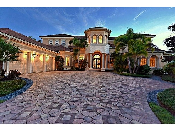 Beautiful driveway unique designs pinterest - Attractive zillow home design ...