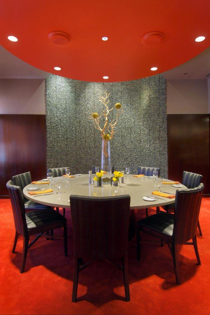 Aria Restaurant Private Dining Room Fairmont Chicago Millennium Park
