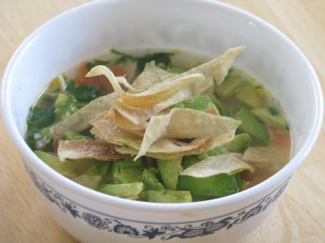 Chicken Avocado Soup | Soup | Pinterest